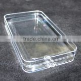 High quality and good price for custom clear crystal box packaging, plastic package