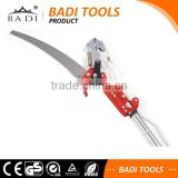 Aluminum Telescopic Pole Pruner with Saw for Tall Tree Pruning