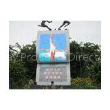Electronic PH10mm 1R1G1B Dot Matrix Outdoor Led Moving Display Board for Advertising Media