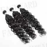 Factory wholesale body wave natural brazilian human virgin remy Grade 7A hair extension cut from young girls