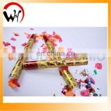 Biodegradable Paper Wedding Confetti Cannon Gun