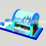 fantasy ocean theme inflatable obstacle