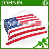 Soft feel Eco-friendly high quality low price polyester flag blankets