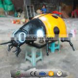 KAWAH Amusement Park attraction insect large beetle for decorations