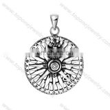 Stainless steel jewelry quantum scalar energy pendant 2017