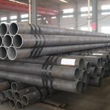 ASTM A106 GR.B carbon seamless steel pipe with black painted