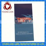 customized fashion jeans printed label