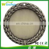 Winho customized blank metal medal for promotion