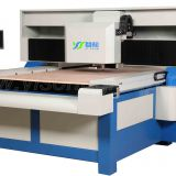 Die board sawing machine, Substitute for laser die cutting machine & die board laser cutting machine