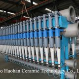HiClean HCL5-l with EcoMizer. Voith Hydrocleaner. Voith Hicleaner. Pulp cleaner.