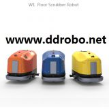 W1 Floor Auto-Scrubber an unprecedented experience of intelligent cleanup