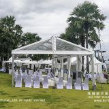 Liri Transparent Tent in Thailand for Wedding Reception