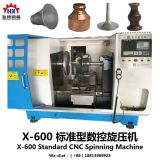 cnc metal stainless steel spinning lathe machine X-600 Standard
