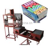 Chalk piece moulding machine/machine making chalk for School/Chalk Making Machine Prices
