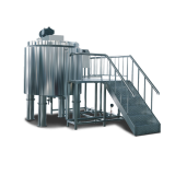1000L Liquid preparation mixing tank