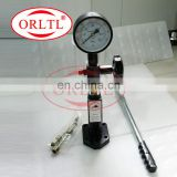 diesel pump calibration machine s60h  fuel injector nozzle tester pressure gauge calibration machine injector pump tools