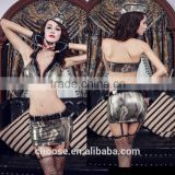 Bra and skirt design US army sexy cosplay costume high quality alibaba wholesale