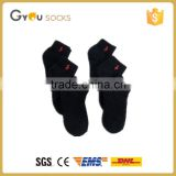 wholesale black Baby Socks for Boys and Girls with Gripper Bottoms