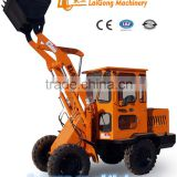 ZL06 Hydraulic Transmission front end used mini wheel loader prices with CE front end loader for sale for sale