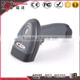 RD - 1698 USB Laser Bar Code Scanning system with Stand Handheld Barcode Reader Scanner