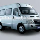 sell chinese brand new one commercial van bus