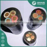 High standard 300/500v heating silicone rubber cable