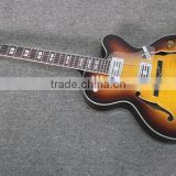 MUSOO BRAND Electric Guitar Jazz Guitar Semi-hollow Guitar 12 Strings Guitar(MJ1100)