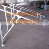 custom & standard 6063 t5/t6 Aluminum racking for PV solar bracket system china manufacturer with iso certificates