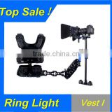 DSLR Camera Stabilizer Stabilizing System & Load Vest & Single Handle Arm Vest And Arm I