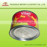 70g tomato paste packed in tin