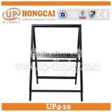 Outdoor exhibition show Iron Black Portable Display Board Stand