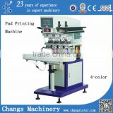 Tempo pad printing machinery for sale /pen/USB/Jar/bottle/ball/lighter