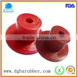 amber glass waterproof rubber stoppers /silicone stoppers/silicone rubber stoppers for pipe /hole/bottle/auto machine/door