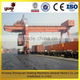 drawing customized manufacture gantry crane 50 ton