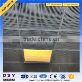 Trade Assurance Alibaba express nickel perforated metal mesh/nickel copper alloy monel wire mesh