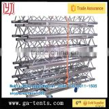 heavy duty truss stand and ground support scaffolding system
