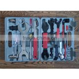 hot sale high quality 46pcs bicycle repair tool kits