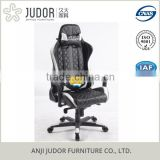 Big size racing gaming adjustable office chair hot in Europe with multi-functional mechanism