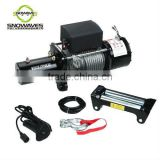2000LBS 12V MOTOR ELECTRIC WINCH FOR HEAVY DUTY