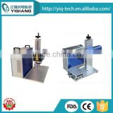 10W 20W Mini Portable Fiber Laser Marking Machine for SS Tools Engraving Competitive Price