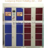 Modern office furniture wardrobe safe locker electronic cabinet electronic alarm locker