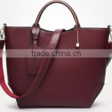 Top Brand High Quality Leather Handbag Whoesale, Leather Handbag Manufacturer,pu tote bag for lady