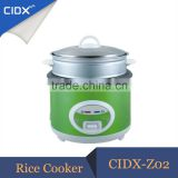 Cylinder Type Tin-plate Housing Material Electric Rice Cooker With Measuring Cup                                                                         Quality Choice