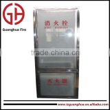 ISO 9001 Stainless steel fire hydrant cabinet