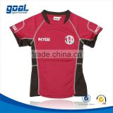 Wholesale custom brand sublimated custom women soccer jersey