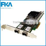 New Stock of KJYD8 Dual Port 10GB PCIe Broadcom 5711 Network Card Adapter SFP PCIe Card For Dell PowerEdge Server