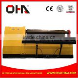 """ OHA "" Brand W12CNC-60x3000 four-roller Hydraulic bending machine,iron steel plate bending machine"