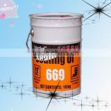 PU Grouting Material Injection Resin Reinforcing Concrete Agent