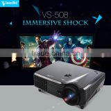 50,000 led lamp hours life home theater projector,lcd projector for business education use