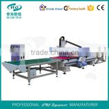 Automatic cnc furniture production line with drilling cutting engraving auto tool change cnc router machine